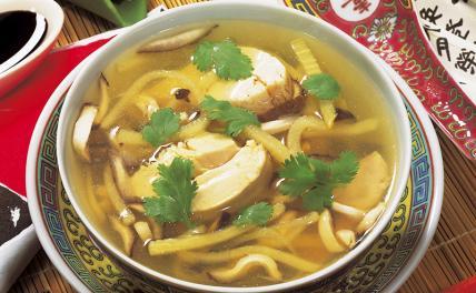 Стало известно о пользе куриного супа