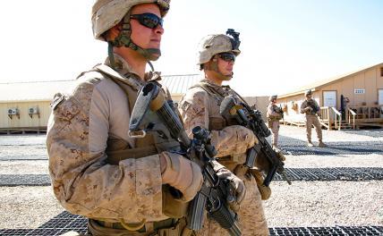 США хотят занять российские базы у границы с Афганистаном