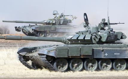Танковая арифметика: «Стальной кулак» Москвы лучше оценивать на расстоянии