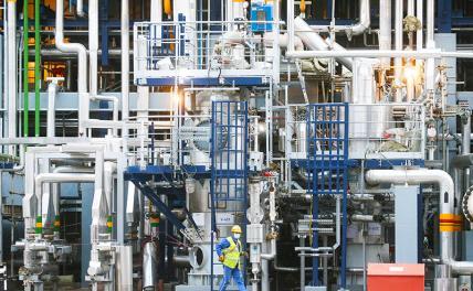 Цена на газ в Европе установила новый исторический рекорд