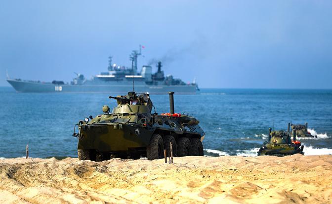 Россия может захватить Ригу и Таллин, но потерять Калининград