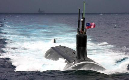 Появились подробности, как китайцы чуть не потопили подлодку США