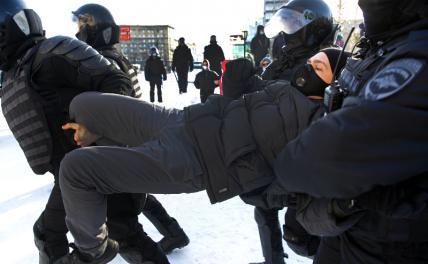 Работу полиции на митингах оплатят протестующие