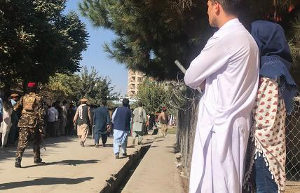Афган: то, что развалили американцы, собирать китайцам