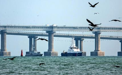 Совершенно секретная РЭБ: Кто «глушит» небо над Крымским мостом