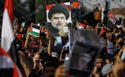 Муктада аль-Садр побеждает на выборах в Ираке
