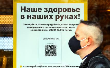 QR-коды: Нет прививки— нет выпивки