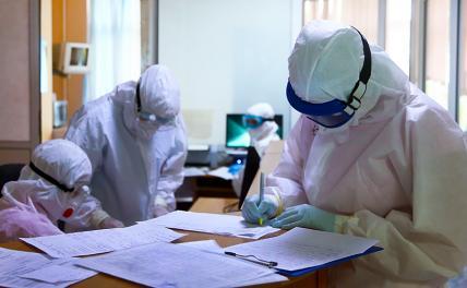В России побиты рекорды по числу новых случаев коронавируса и смертей от него
