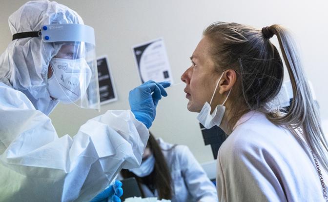 КПРФ: Побороть коронавирус помогут бесплатные ПЦР-тесты - Статьи - Здоровье  - Свободная Пресса
