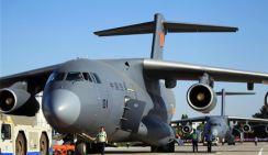 Китай вооружился крупнейшим транспортным самолётом в мире