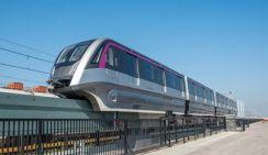 В Китае построен поезд на двигателях с постоянными магнитами