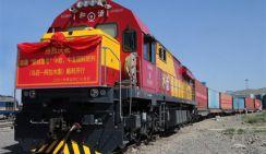 Из Китая отправился первый поезд «Шелковый путь»