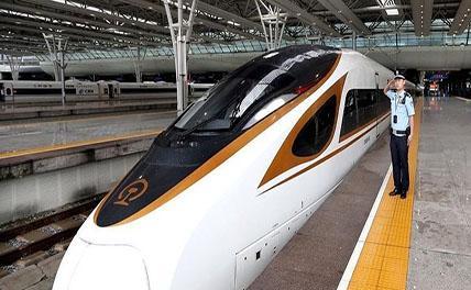 Самые быстрые поезда в мире пустили в Китае