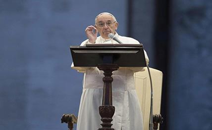 Папа Франциск планирует переписать «Отче наш»