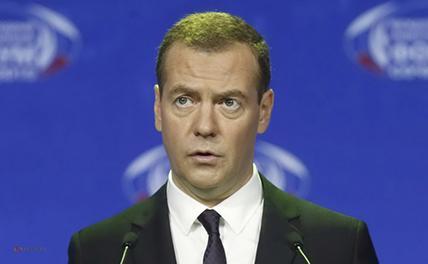 СМИ: Правительство Медведева уйдет в отставку