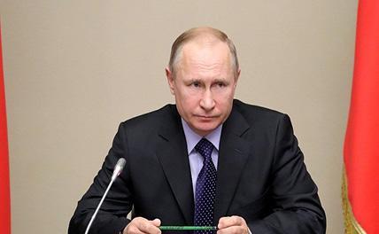 Путин не собирается занимать пост президента три срока подряд