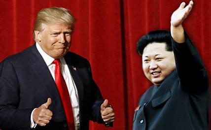 Дональд Трамп и Ким Чен Ын опять встретятся