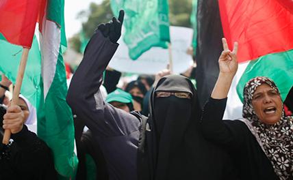 Правительство Палестины подало в отставку