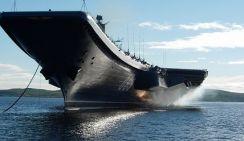 Крейсер «Адмирал Кузнецов» не будет бомбить Алеппо