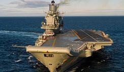 Тактические решения «Адмирала Кузнецова» встревожили НАТО