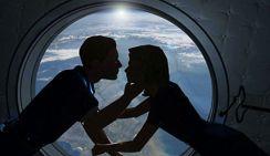 Космическое удовольствие. Сексолог - о любви в невесомости