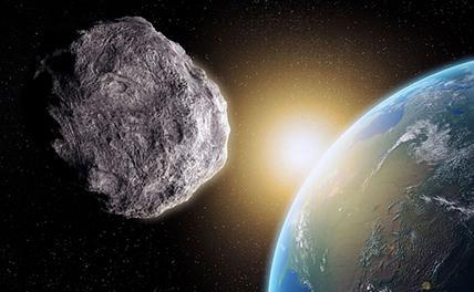 Астероид размером с дом приблизится к Земле осенью