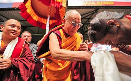 Далай-лама предрёк России светлое будущее