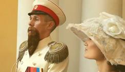 Алексей Панин спародировал Николая II