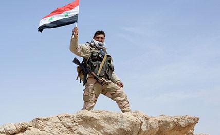 Сирия заявляет о скорой победе на терроризмом