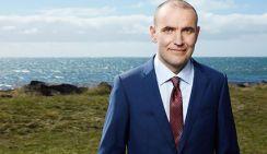 Президент Исландии сломал нос