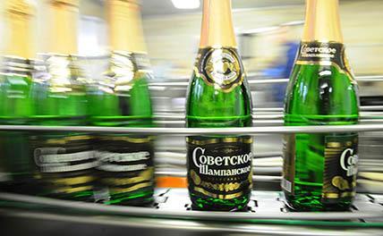 Шампанское не будет дорожать к Новому году