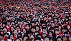 Эксперт: Китай манипулирует данными о росте населения