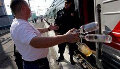Пассажиров поездов предлагают внести в «черные списки»