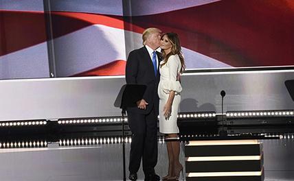Супруге Трампа сделали операцию