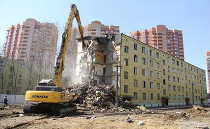 Госдума готовит закон о реновации по всей России
