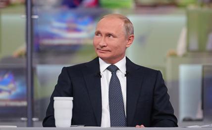 Путин рассказал о вере в Бога