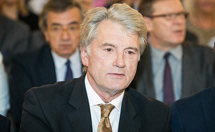Ющенко сравнил украинцев с рабами