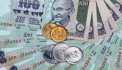 Обвалился курс индийской рупии