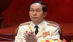 Стала известна причина смерти президента Вьетнама