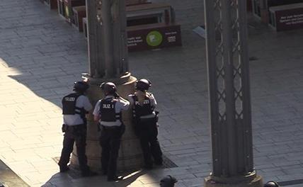 В Кёльне освобождена заложница