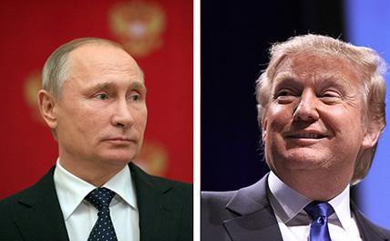 У Путина и Трампа случился «короткий контакт»