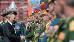 Российская армия санкций не боится