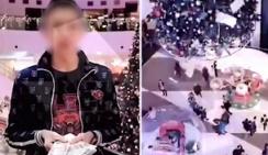 Школьник сбросил 600 тыс. руб. на посетителей ТЦ