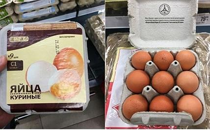 На птицефабрике объяснили появление «девятка» яиц