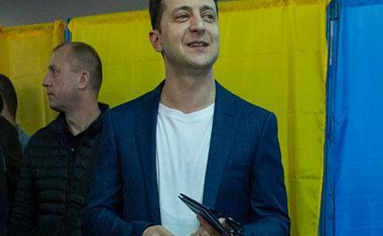 Партия Владимира Зеленского сохраняет лидерство на выборах в Верховную раду