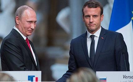 Время покажет. Путин и Макрон наметили выход из донбасского тупика