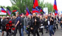 ДНР хочет в Россию