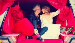 Развратный танец Собчак на свадьбе шокировал родителей жениха и церковь