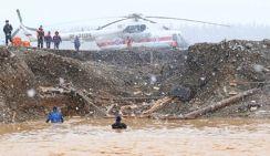 44 человека пострадали от прорыва дамбы под Красноярском