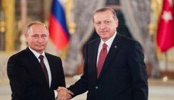 Переговоры Путина и Эрдогана проходят в Сочи
